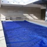 Coberturas para piscinas LINOV