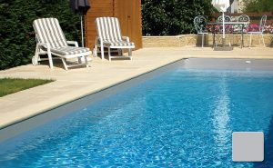 liner piscinas gris