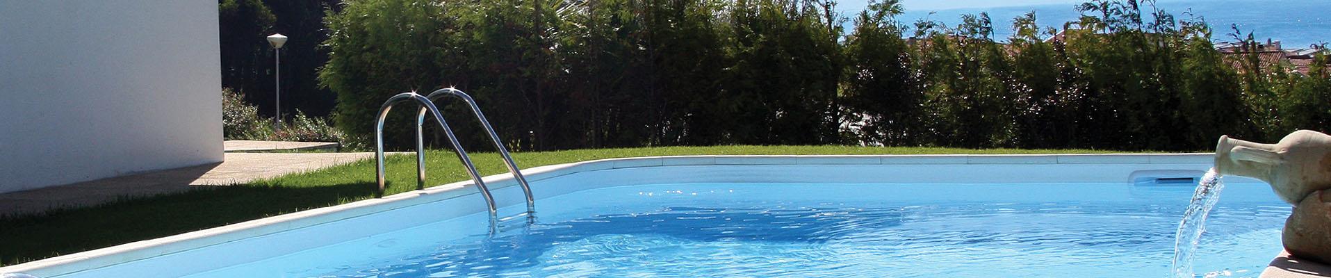 Tratamento de piscinas LINOV